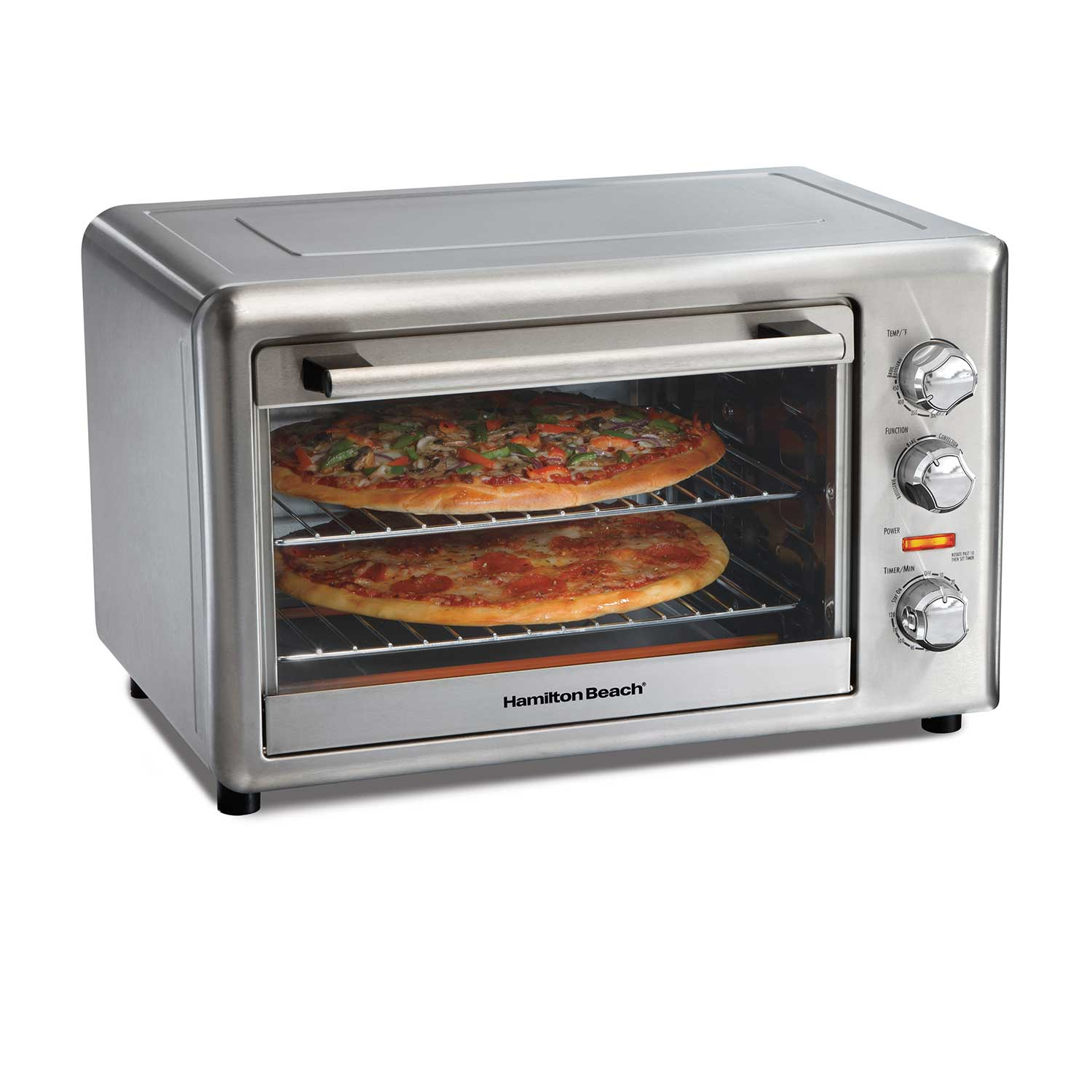 Countertop Oven with Convection and Rotisserie Stainless, (31153D)