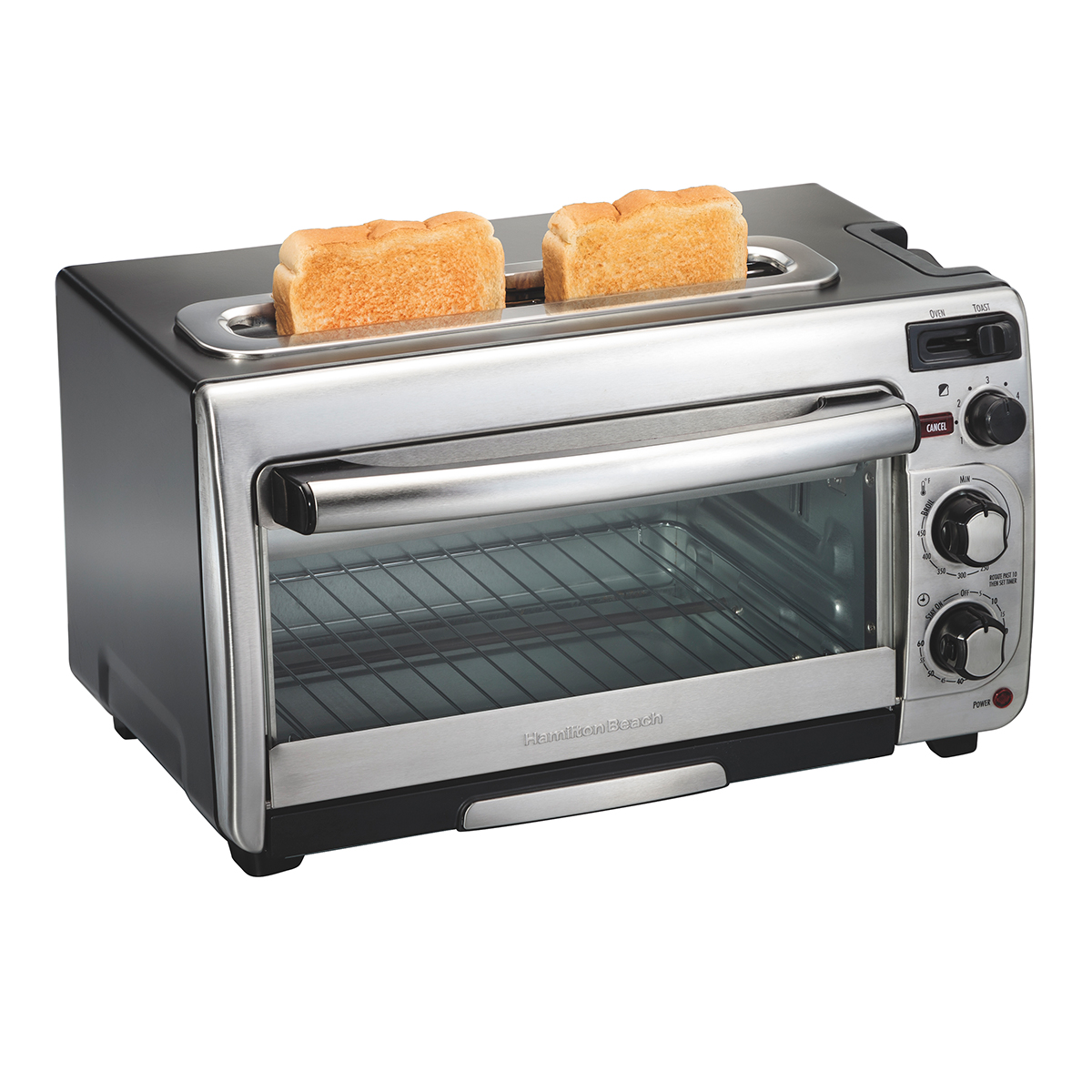2-in-1 Oven and Toaster (31156)