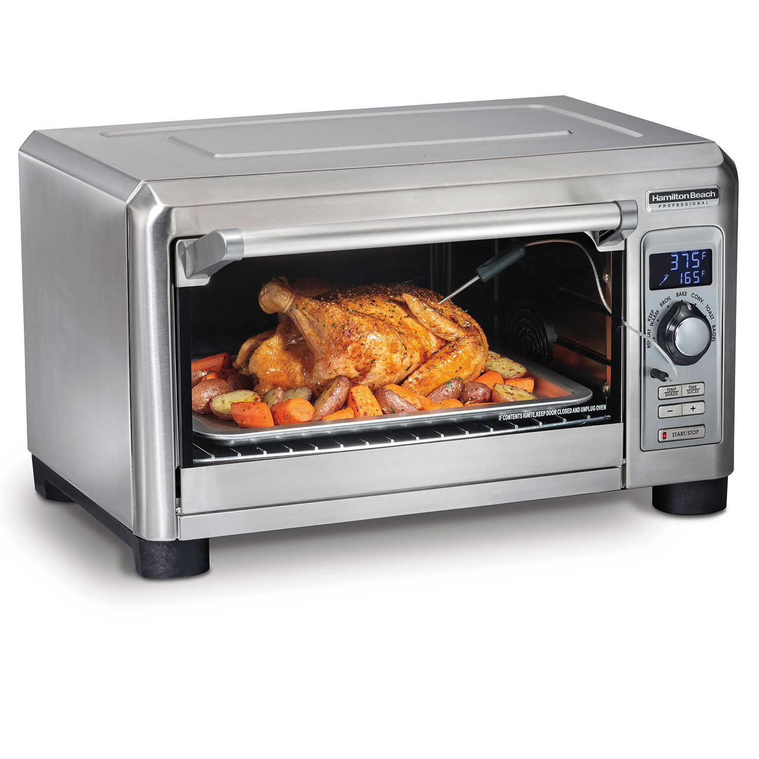 Hamilton Beach® Professional Digital Countertop Oven (31240)