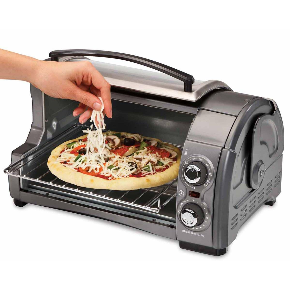 Toaster Ovens Hamiltonbeach Com