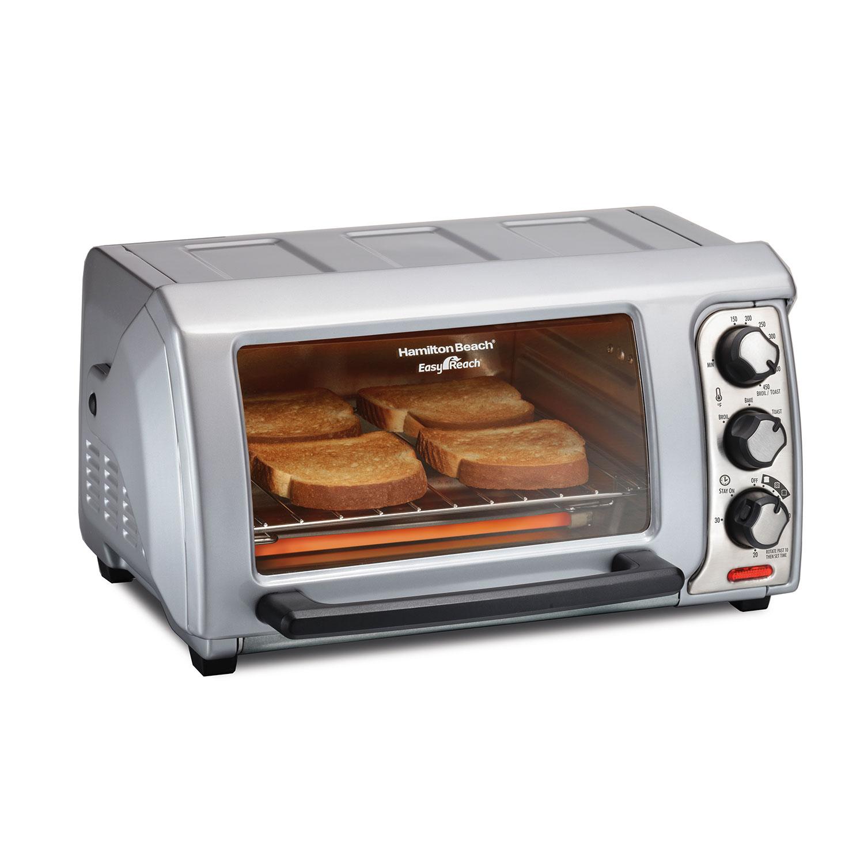 Easy Reach® Toaster Oven with Roll-Top Door (31339)