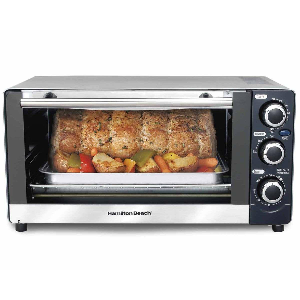 6 Slice Toaster Oven (31409)