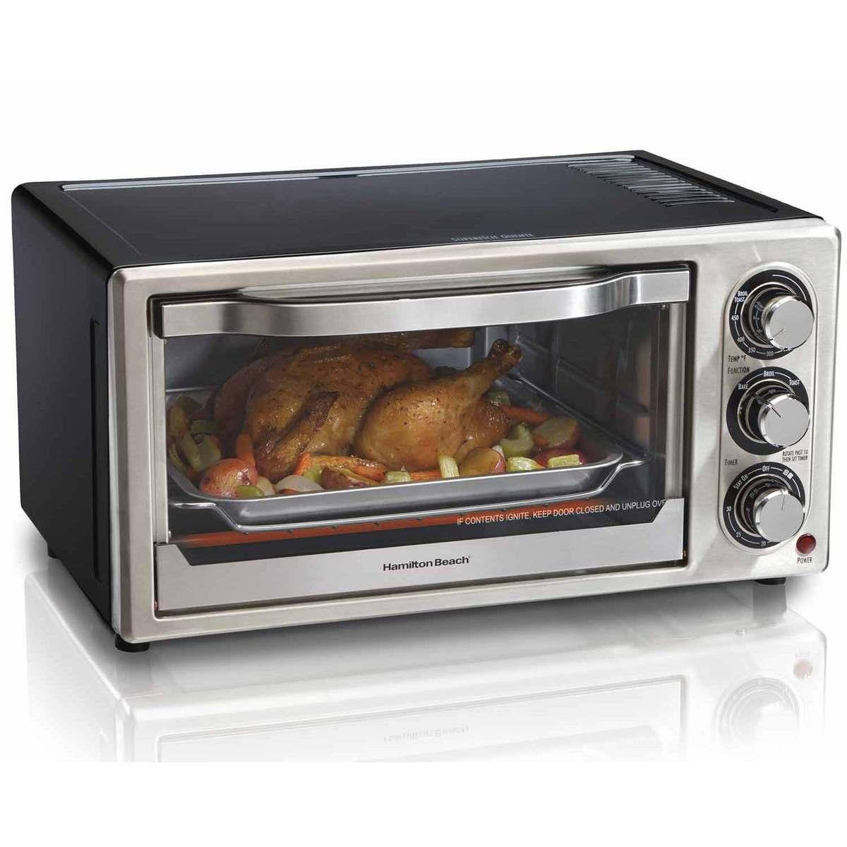 6 Slice Toaster Oven (31510)