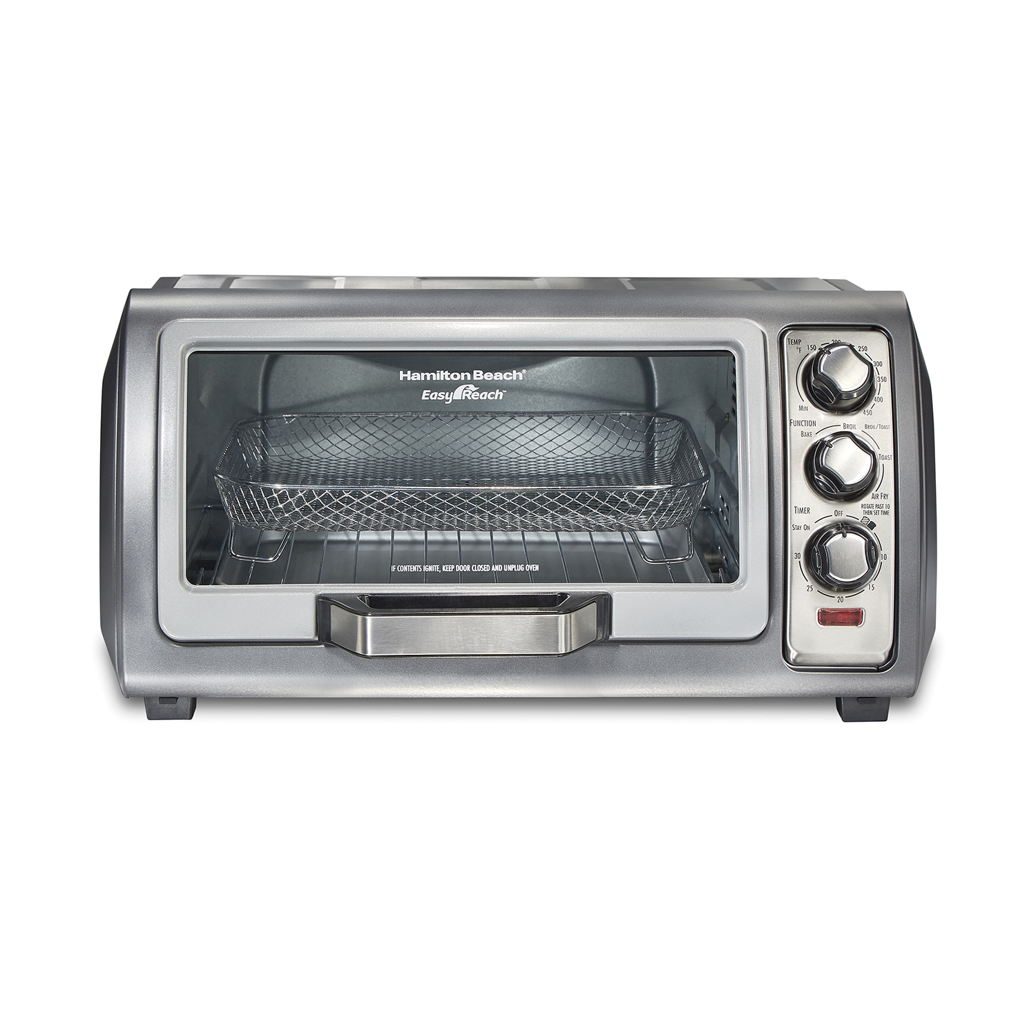 Sure-Crisp® Air Fryer Toaster Oven with Easy Reach® Door (31523)