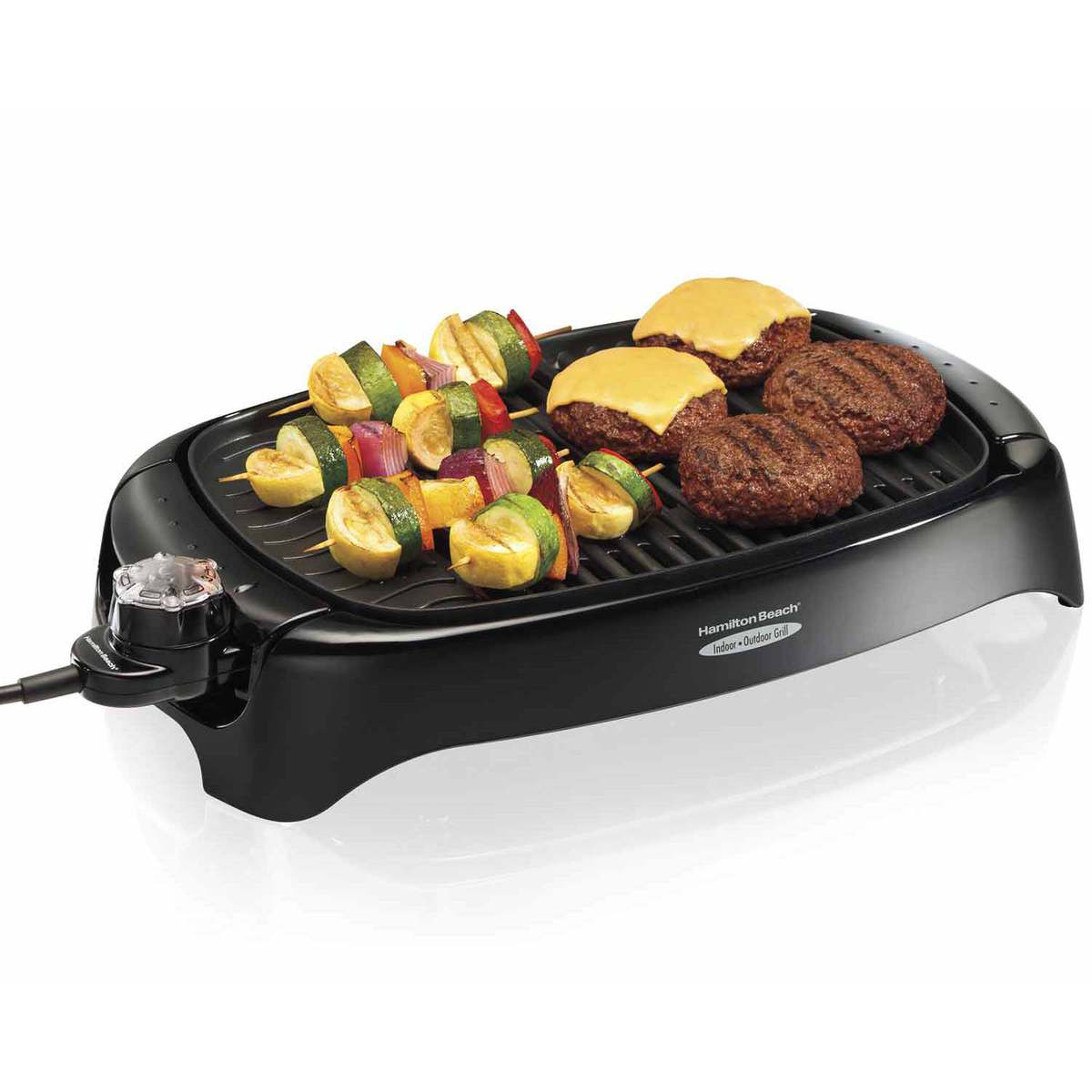 Health Smart® Indoor / Outdoor Grill (31605N)