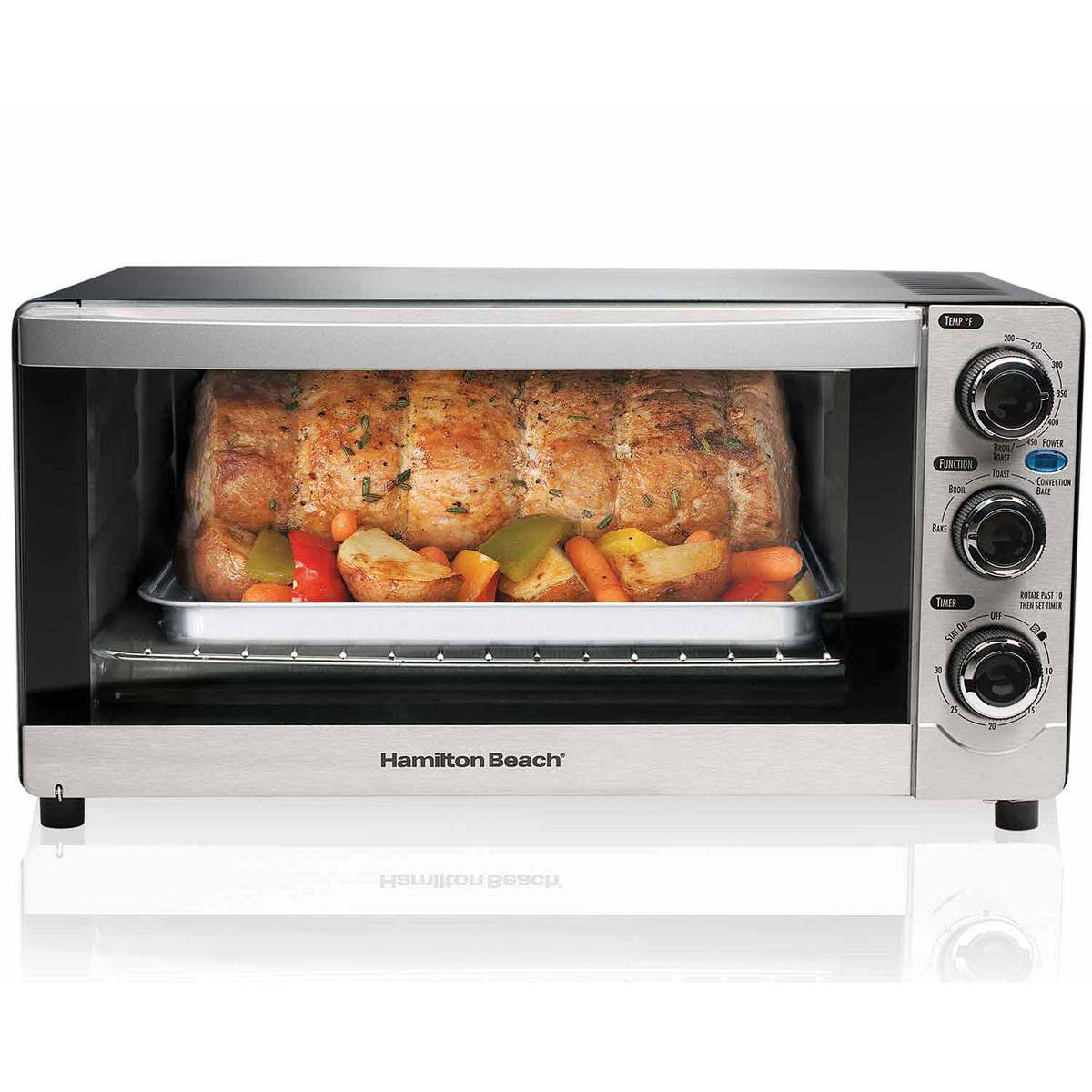 6 Slice Toaster / Broiler Oven (31809)