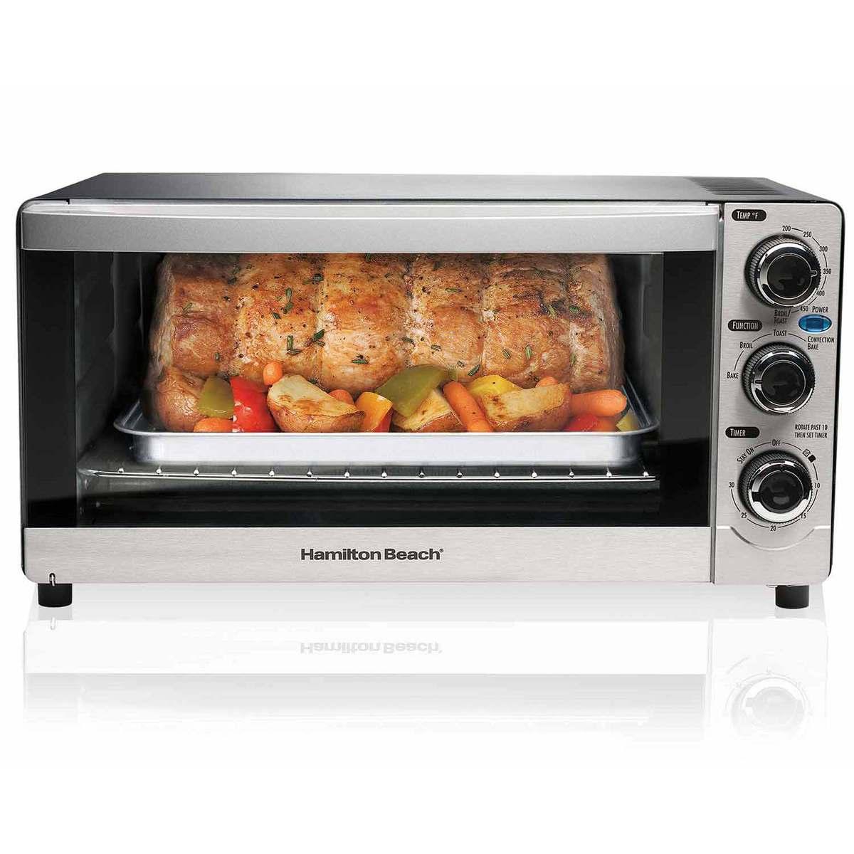 6 Slice Toaster/Broiler (31809C)