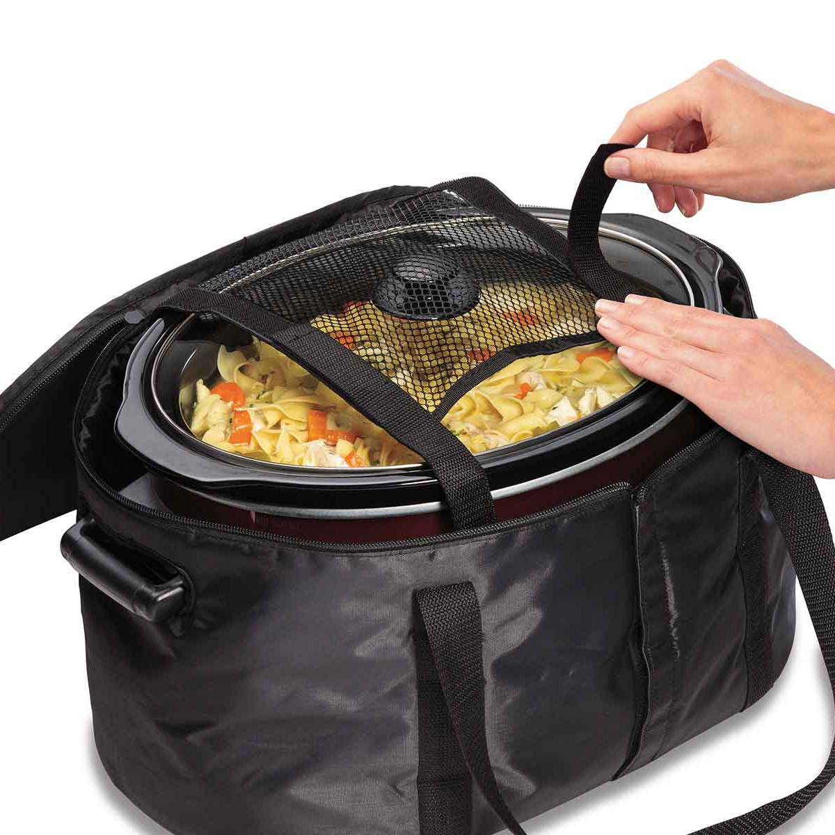 Crock Caddy™ Insulated Slow Cooker Bag (33002)