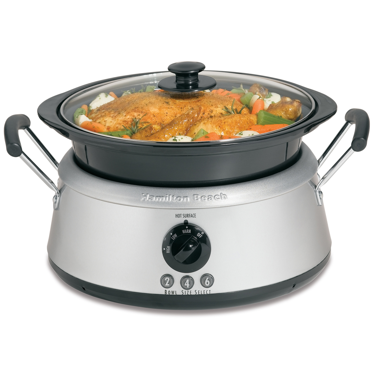 3-in-One Slow Cooker (33135)
