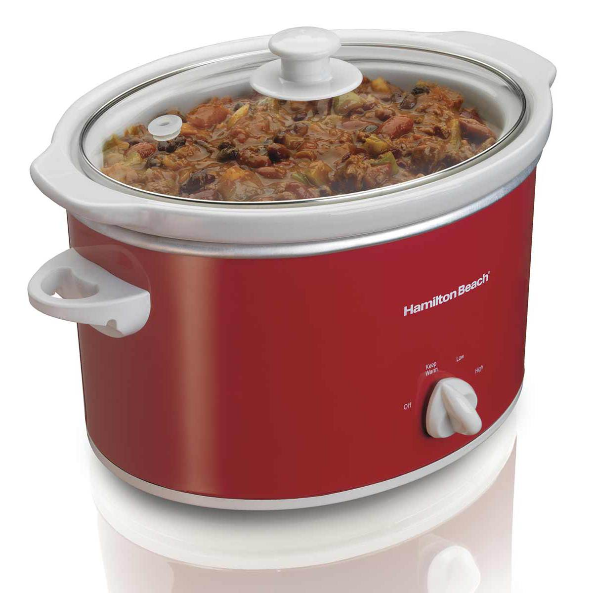 3 Quart Slow Cooker (33136T)