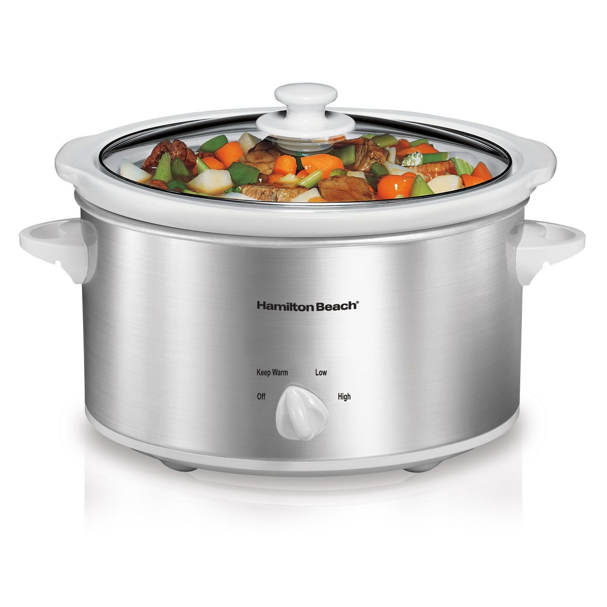 4 Quart Slow Cooker (33140V)