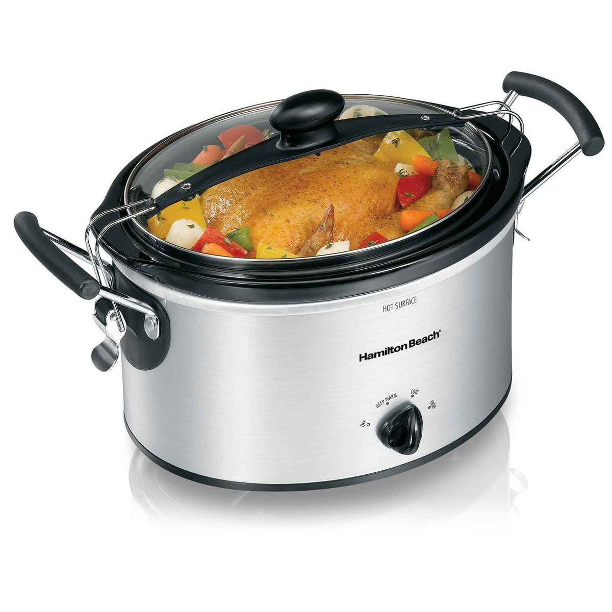 Stay or Go® 4 Quart Slow Cooker (33149)