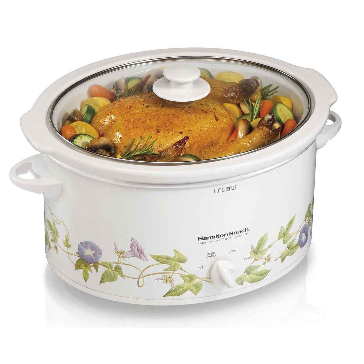 Meal Maker® 5 Quart Slow Cooker (33150)