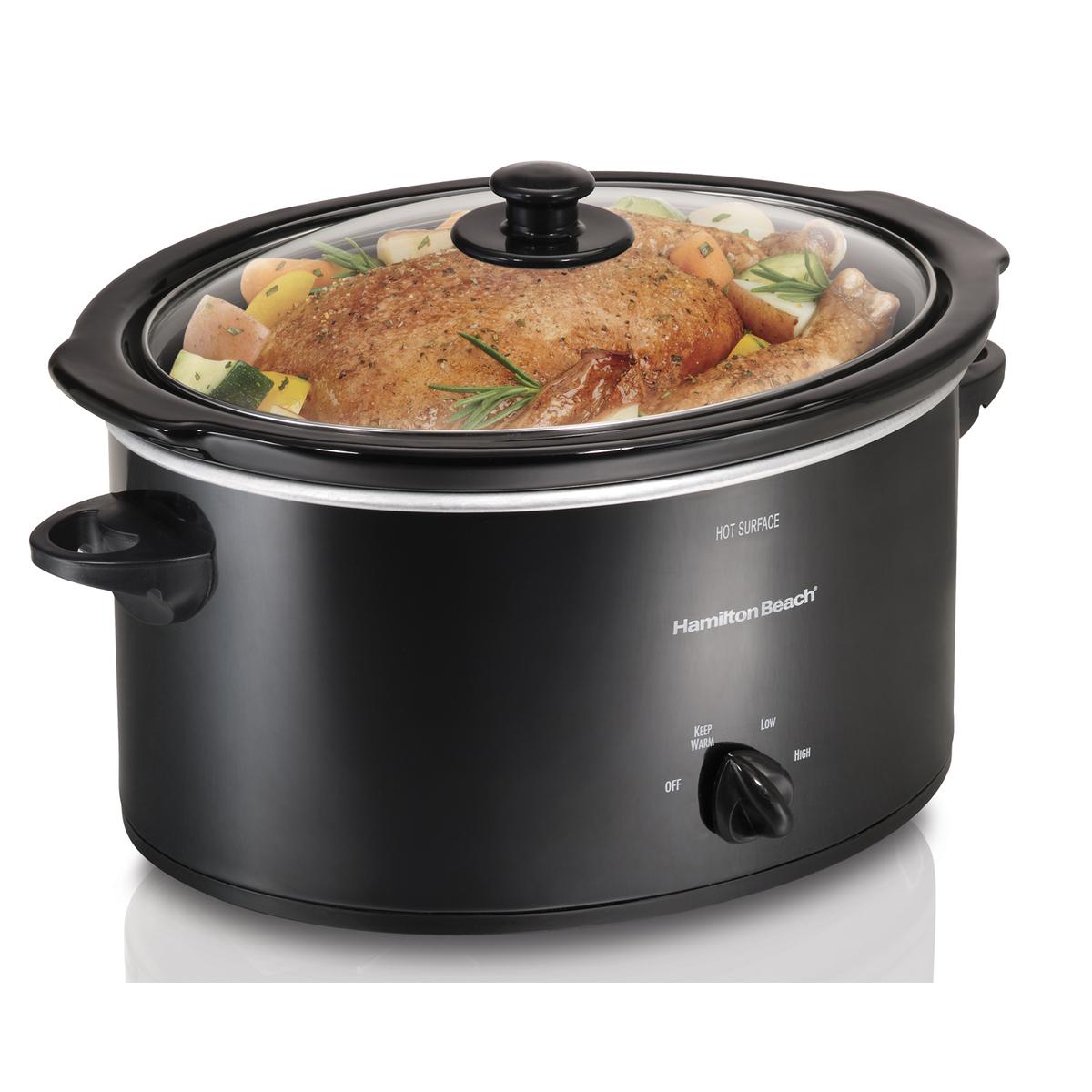 5 Quart Slow Cooker (33154)