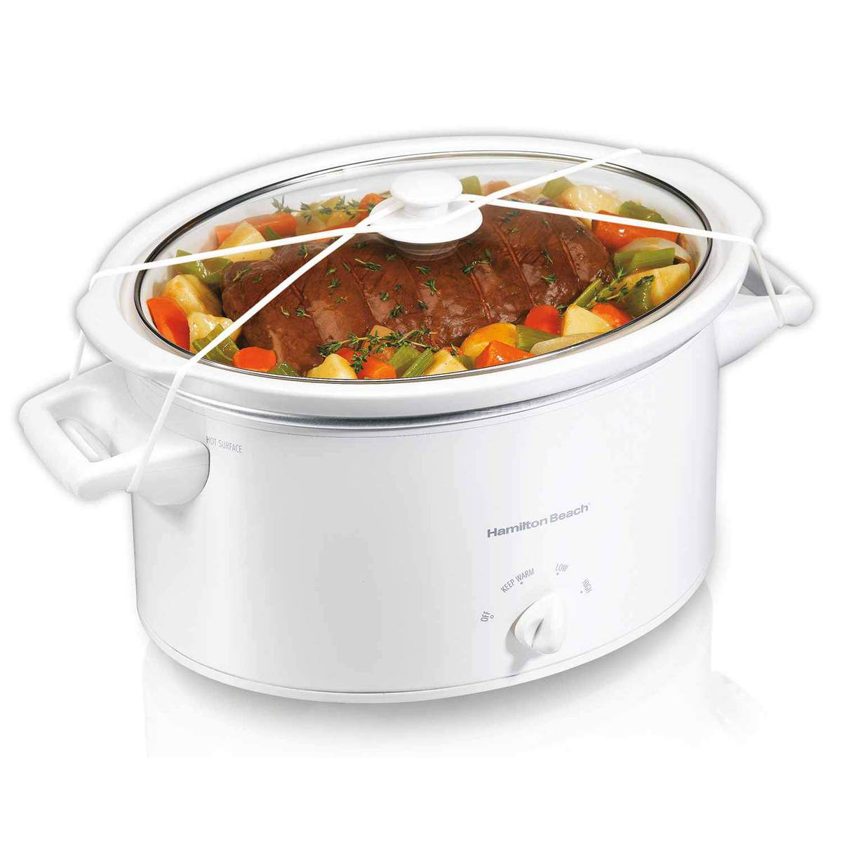 8 Quart Slow Cooker (33181)