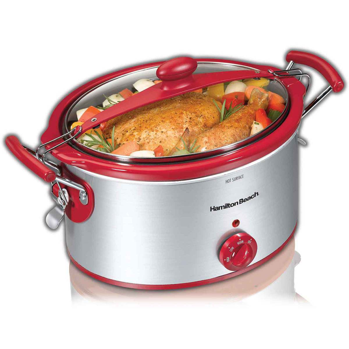Ensemble™ Stay or Go® 5 Quart Slow Cooker (33254H)
