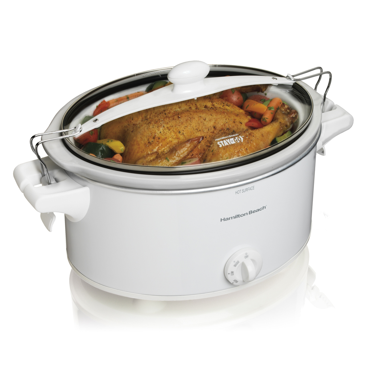 Stay or Go® 6 Quart Slow Cooker (33263)