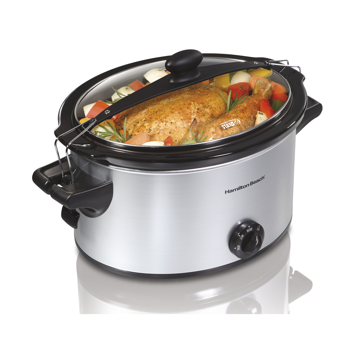 Stay or Go® 5 Quart Slow Cooker (33269)
