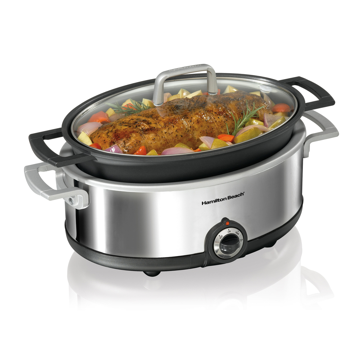 Premiere Cookware 5 1/2 Quart Slow Cooker (33351)