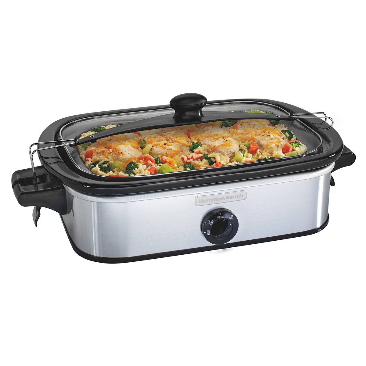 3.5 Quart Casserole Slow Cooker (33444)