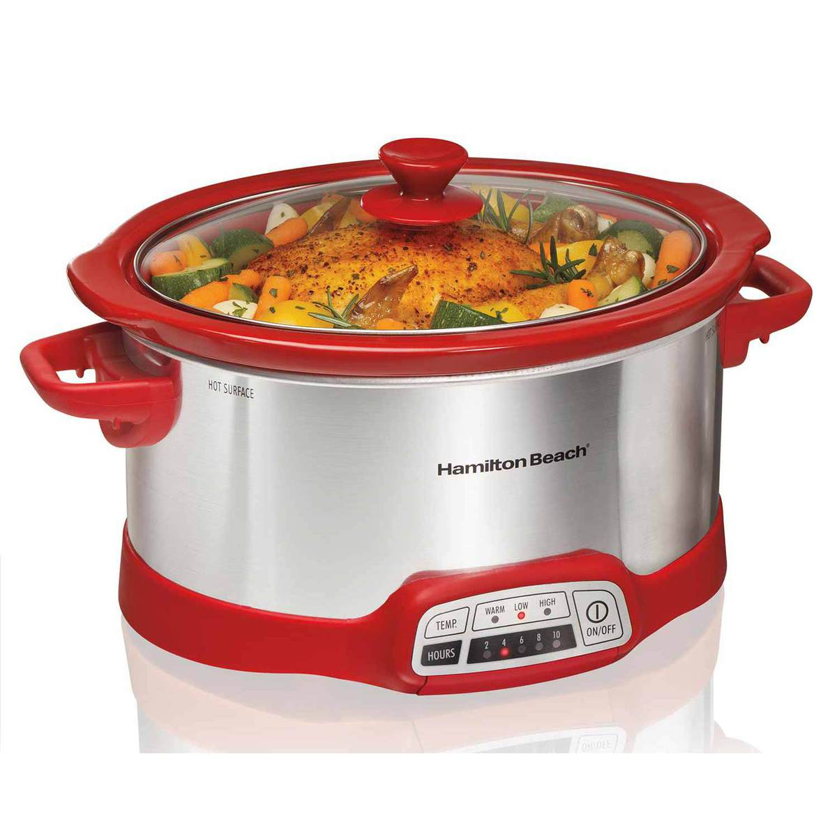 Ensemble™ Programmable 5 Quart Slow Cooker (33456)