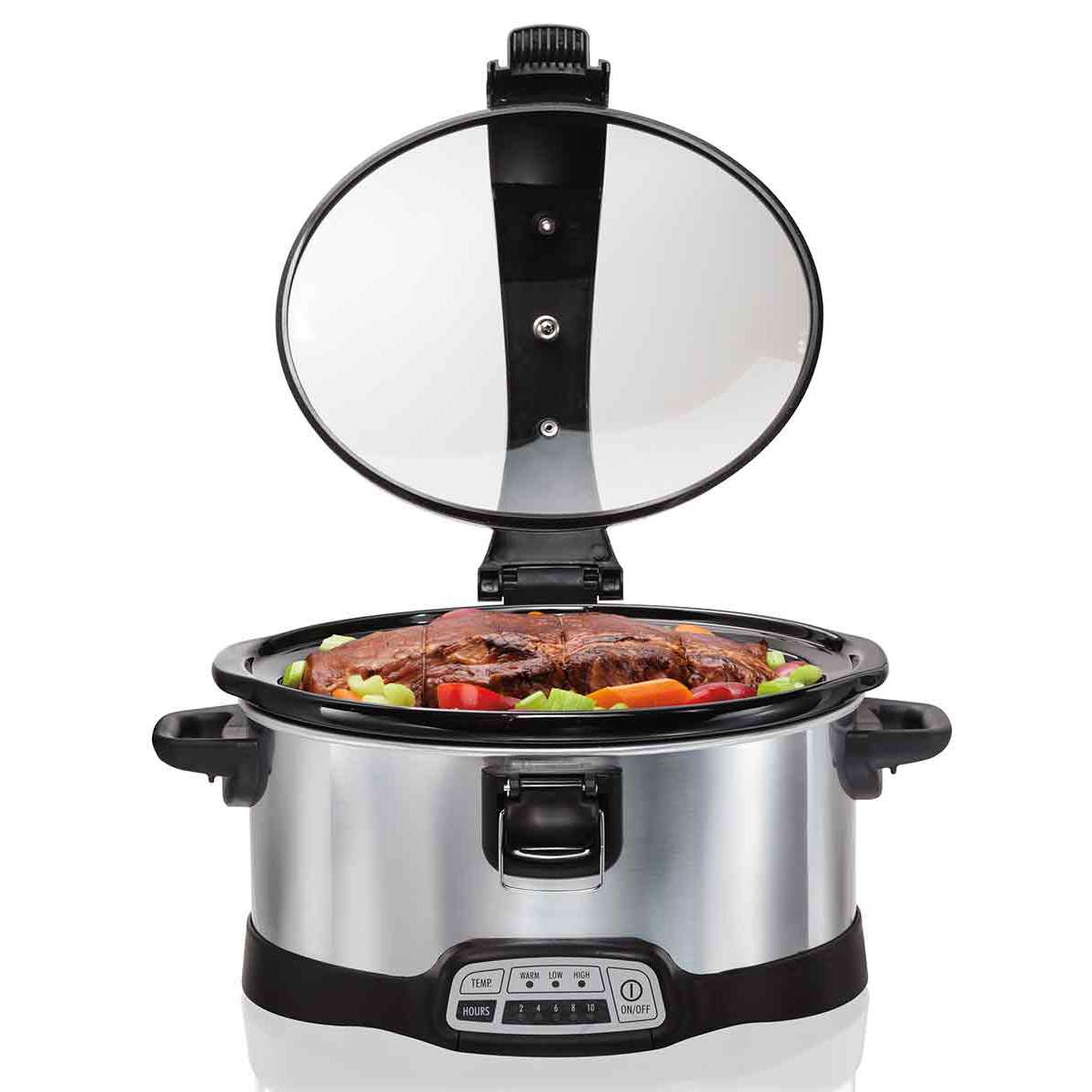Programmable Stay or Go® 6 Quart Slow Cooker (33467)