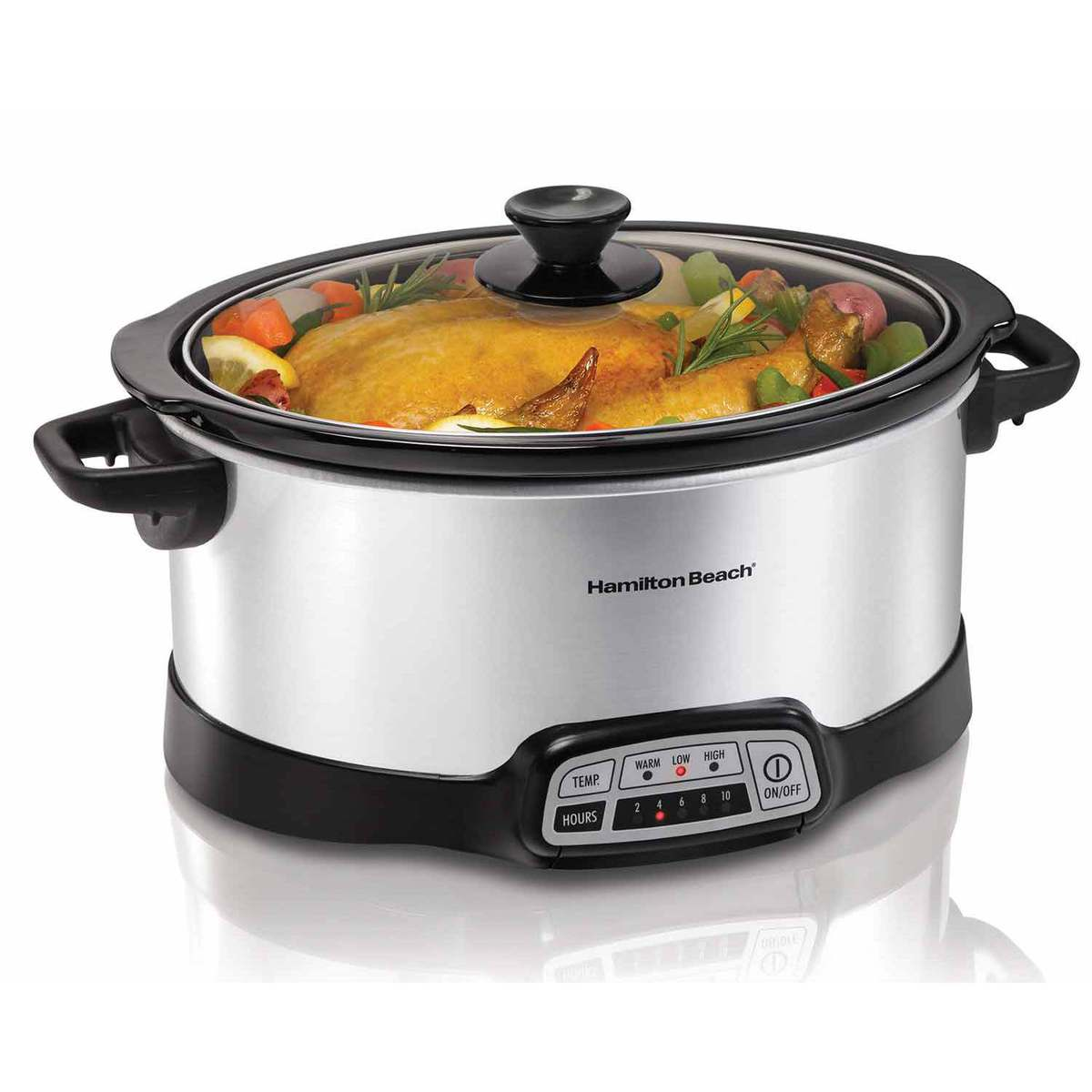 Programmable 7 Quart Slow Cooker (33473)