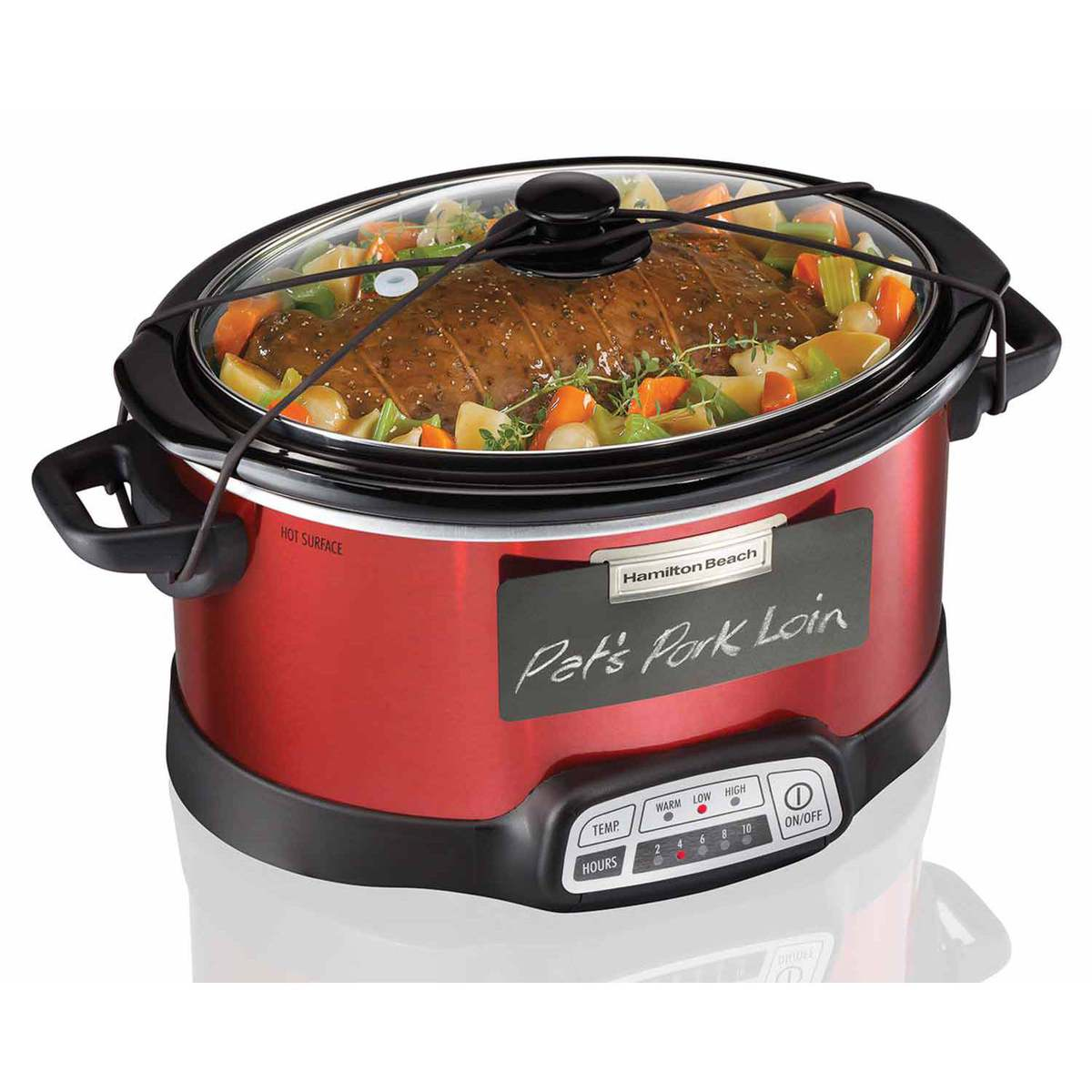 Chalkboard Panel 5 Qt. Slow Cooker (33551)