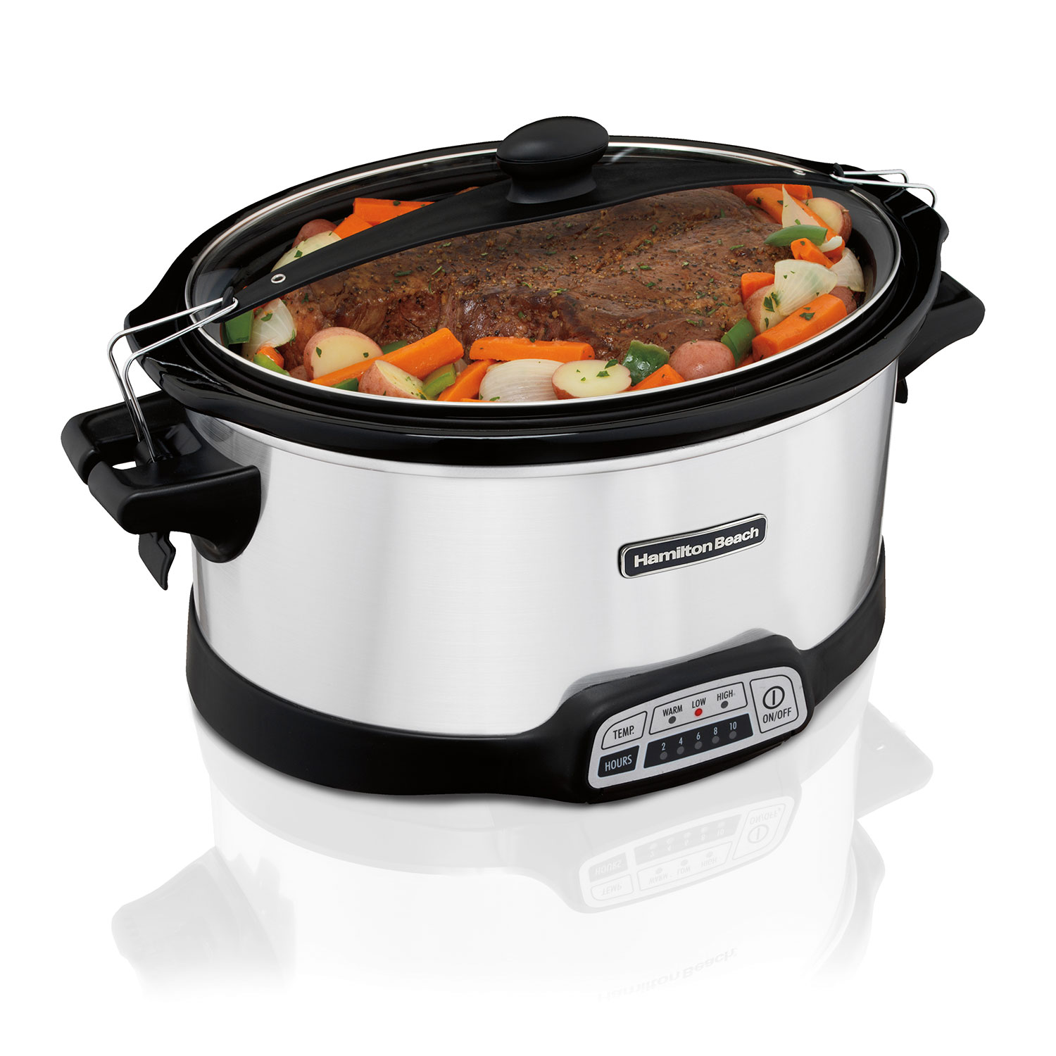 Programmable Stay or Go® Slow Cooker (33576)