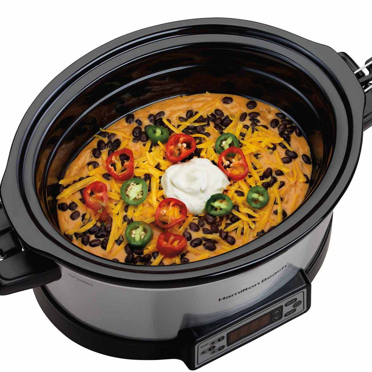 Programmable Right Size™ Multi-Quart Slow Cooker (33642)
