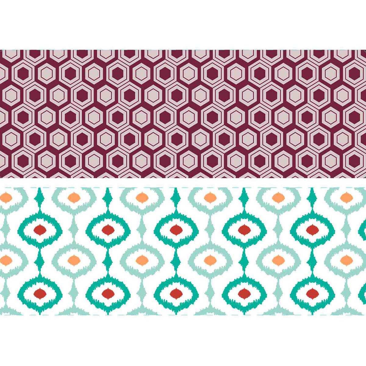 Wrap & Serve™ Slow Cooker Wraps: Trendy Prints (33706)