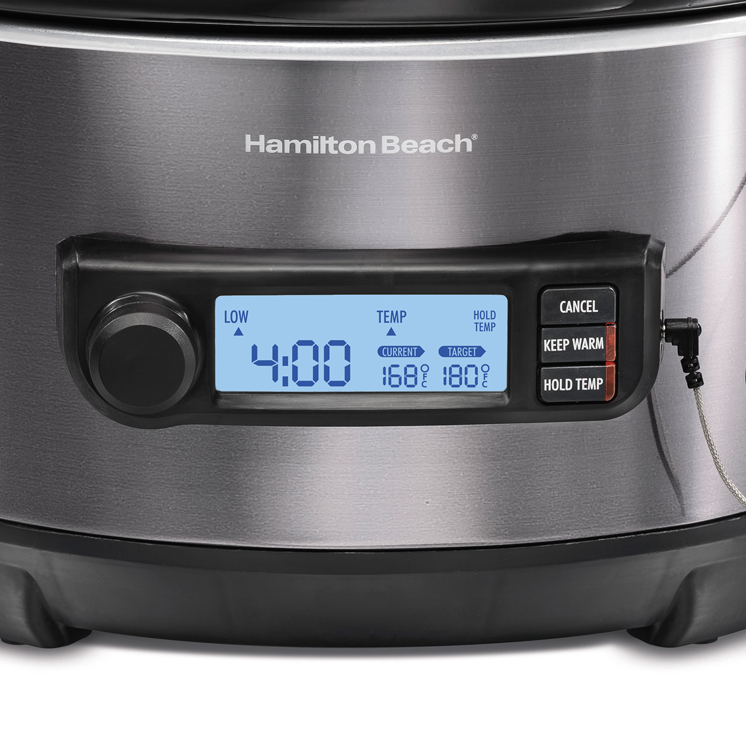 Temp Tracker™ 6 Quart Slow Cooker (33866)