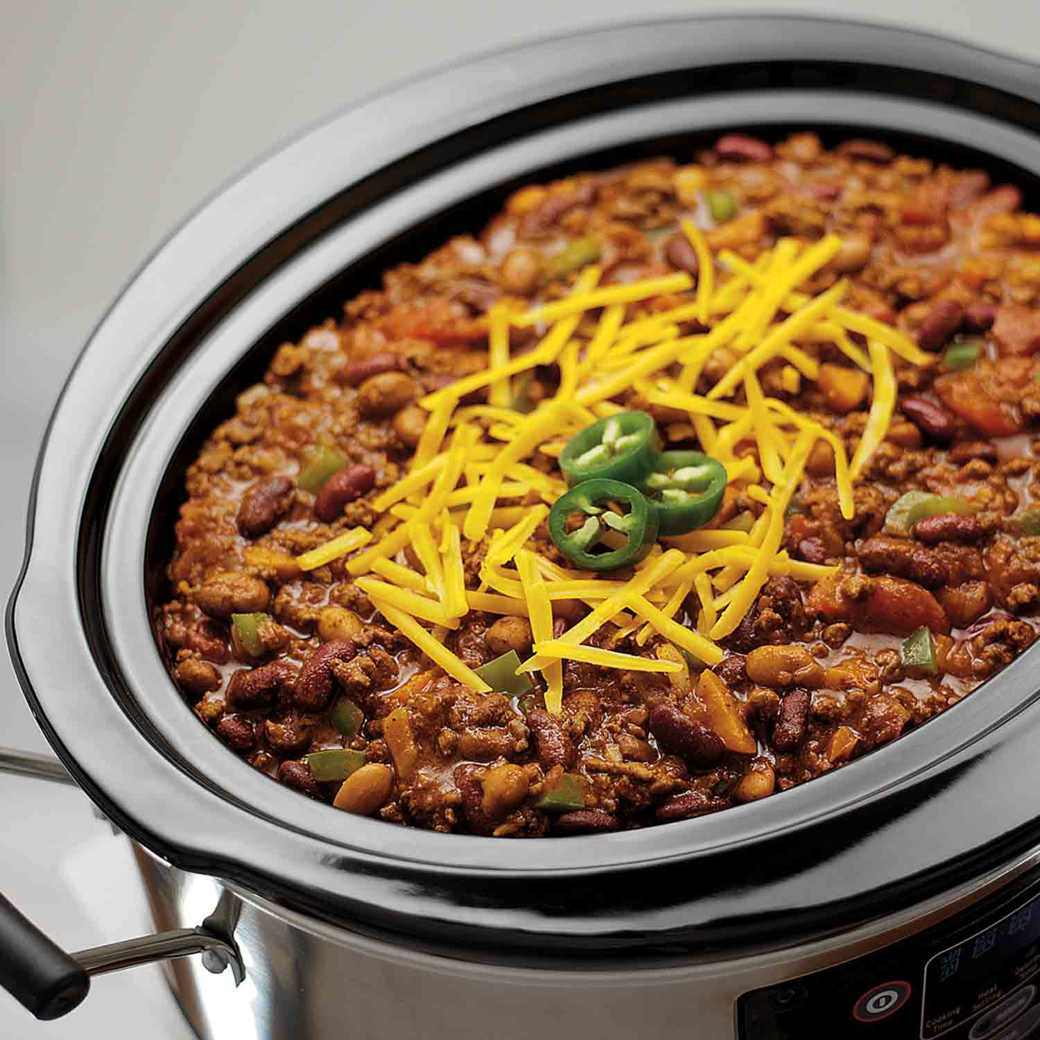 Everyone is a fan of the Hamilton Beach® Stay or Go® 5 Qt. Programmable Slow Cooker