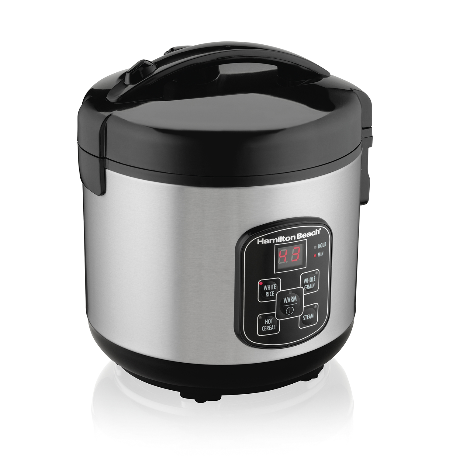 8 Cup Capacity (Cooked) Rice Cooker & Food Steamer (37518)