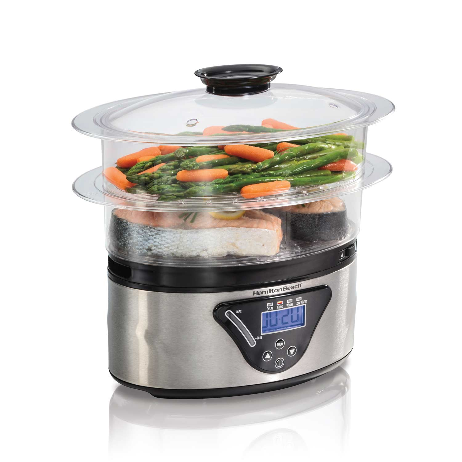 5.5 Quart Digital Steamer (37530A)