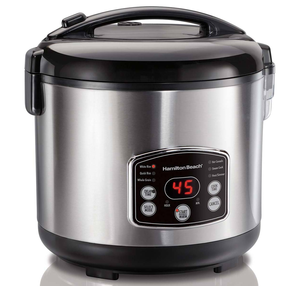 2-14 Cup Capacity (Cooked) Rice/Hot Cereal Cooker (37548)