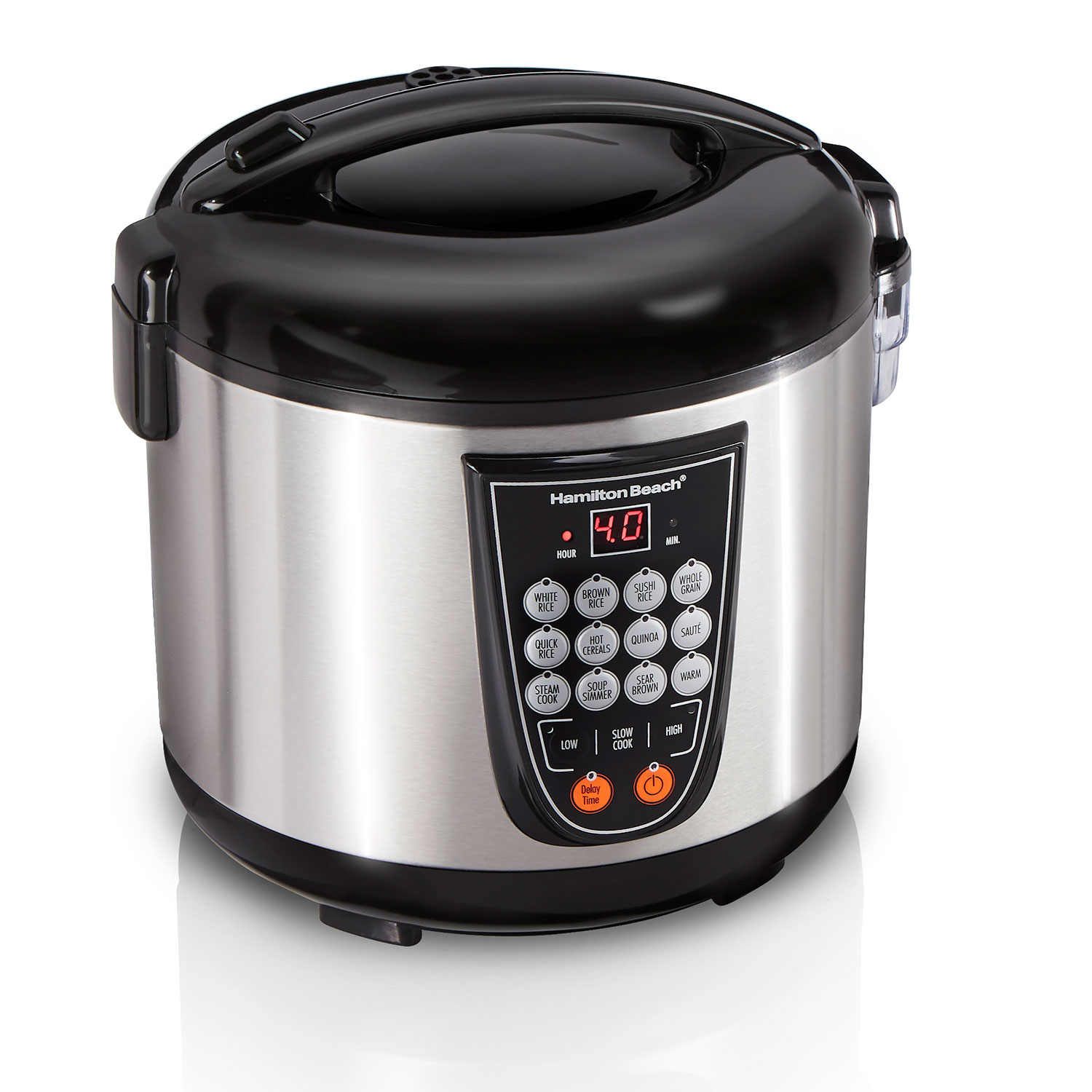 4.5 Quart Digital Multi Cooker (37571)