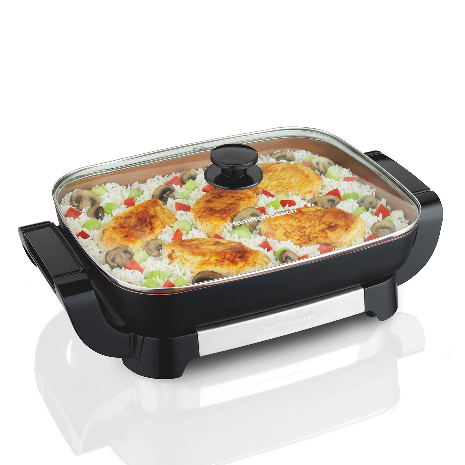 Durathon® Ceramic Skillet with Removable Pan (38529)