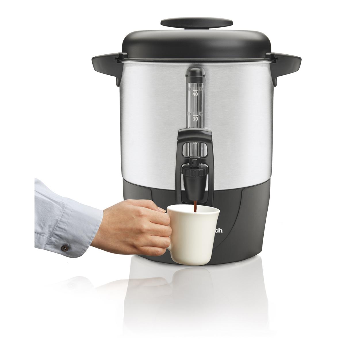 40 Cup Dispensing Coffee Urn (40514)