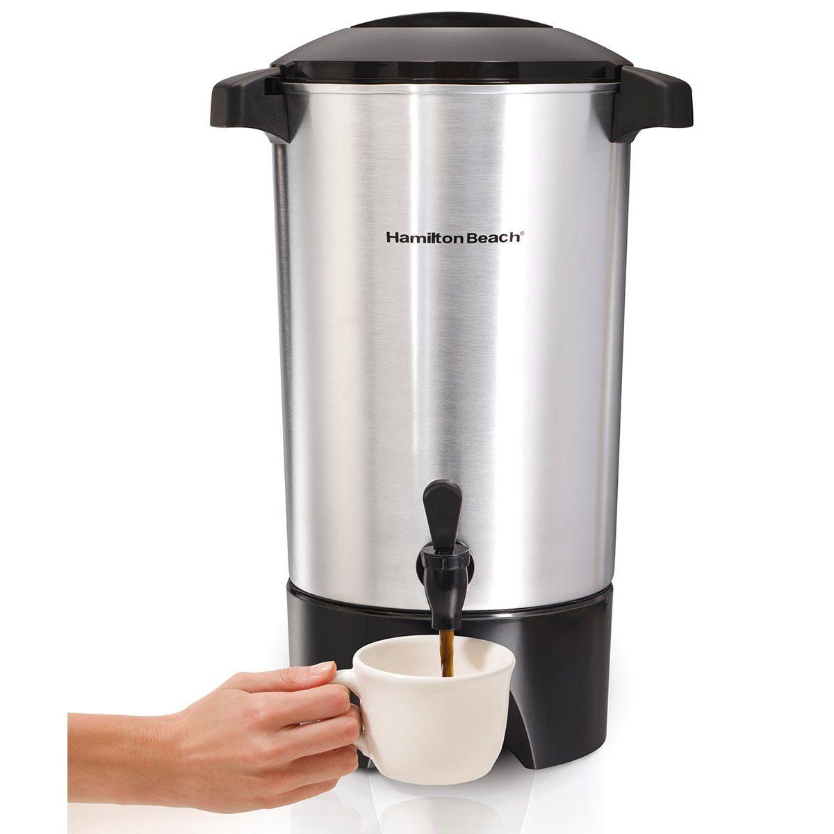 Coffee Urn 42 Cup 40515 Hamiltonbeach Com