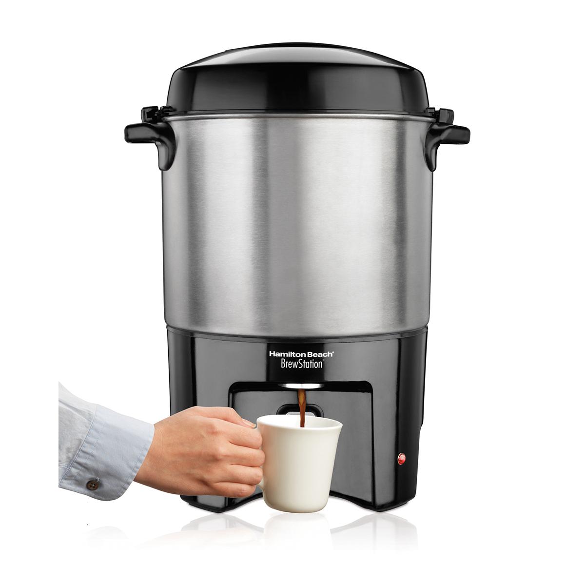 40 Cup Brewstation 174 Coffee Urn 40540 Hamiltonbeach Com