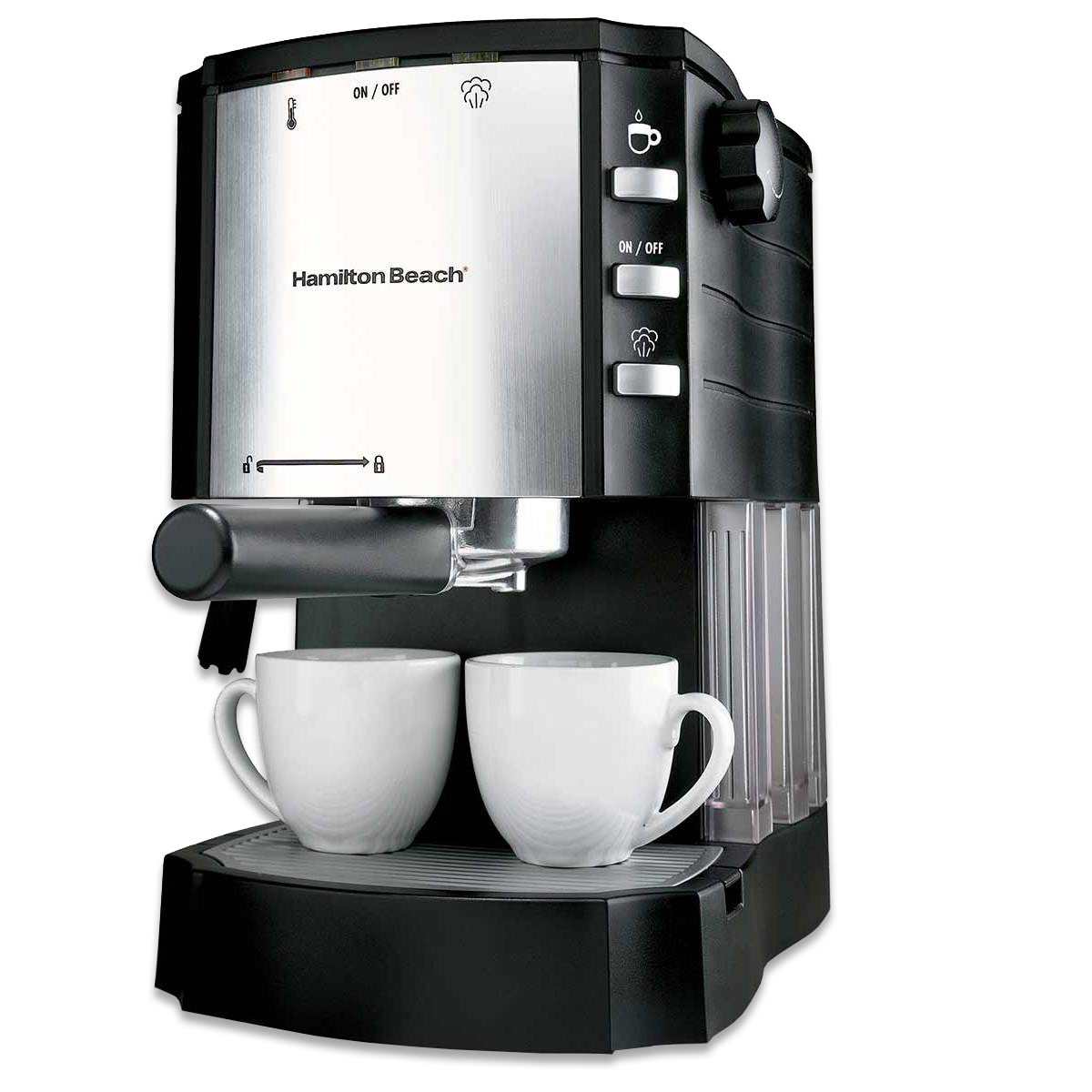 Cappuccino Plus Espresso Maker (40729)