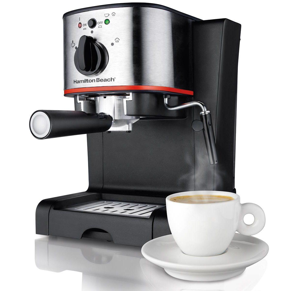 Espresso & Cappuccino Maker (40792)