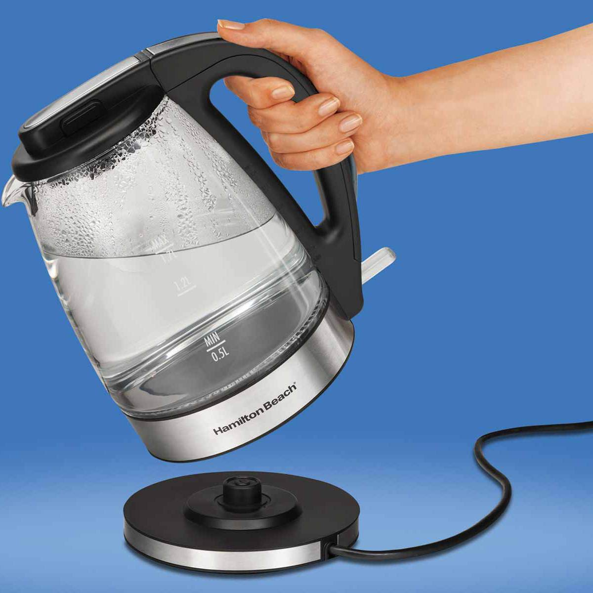 1.7 Liter Glass Kettle (40865)