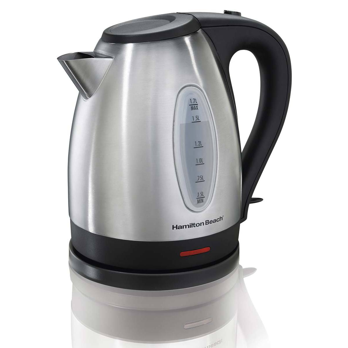 Stainless Steel 1.7 Liter Kettle (40880E)