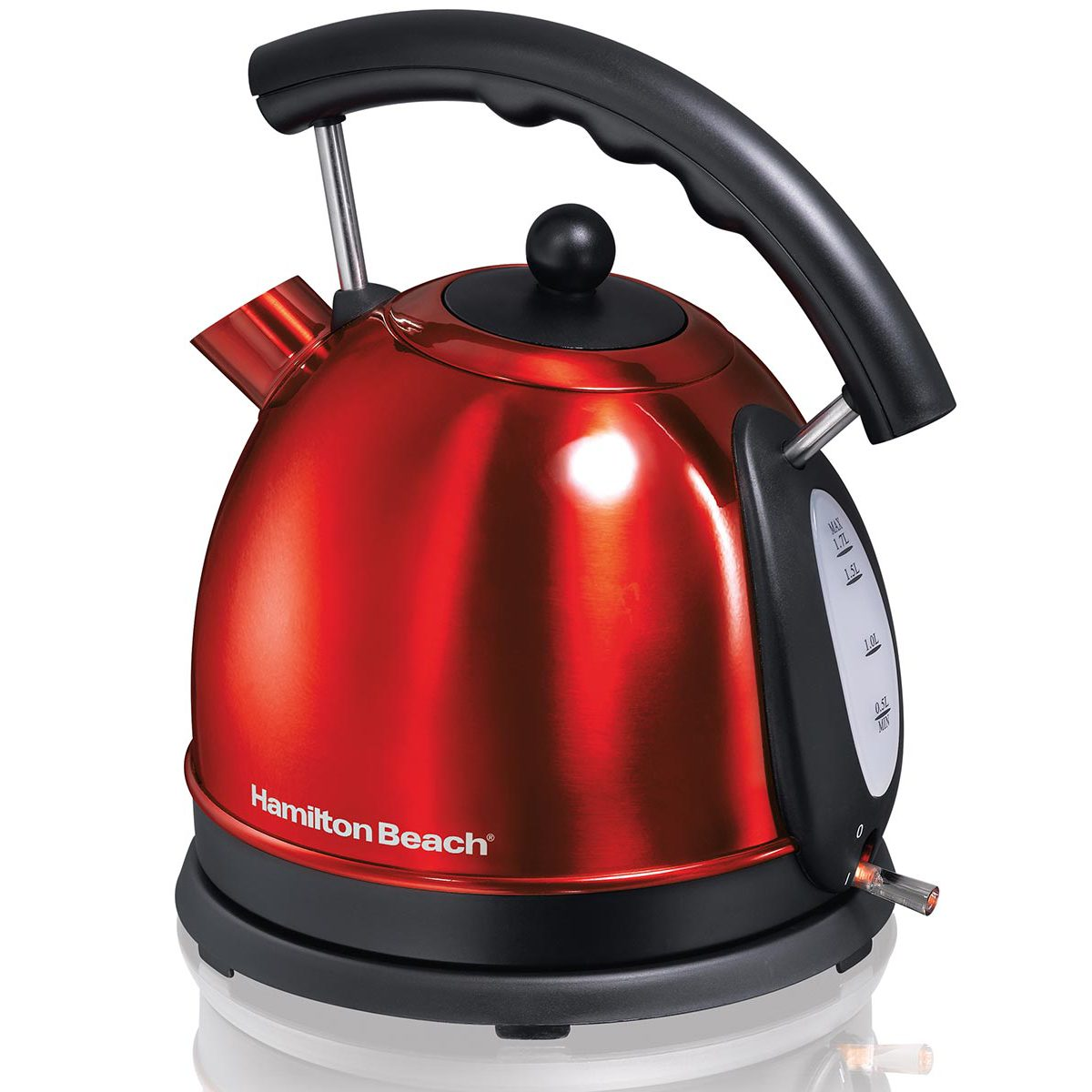 1.7 Liter Candy Apple Electric Kettle (40894)