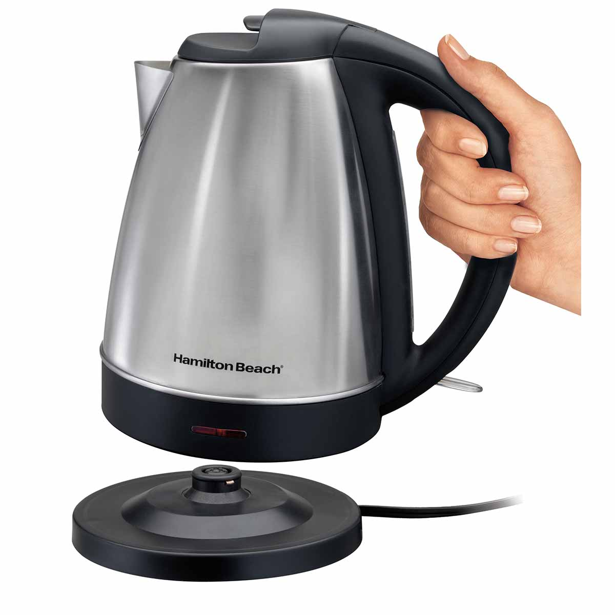 1.7 Liter Stainless Steel Electric Kettle (40989)