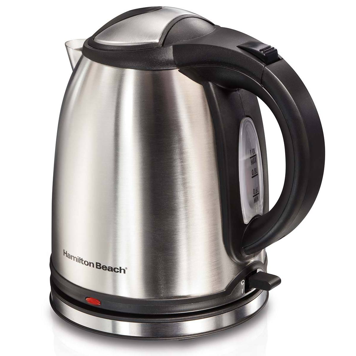 1 Liter Stainless Steel Electric Kettle (40995)