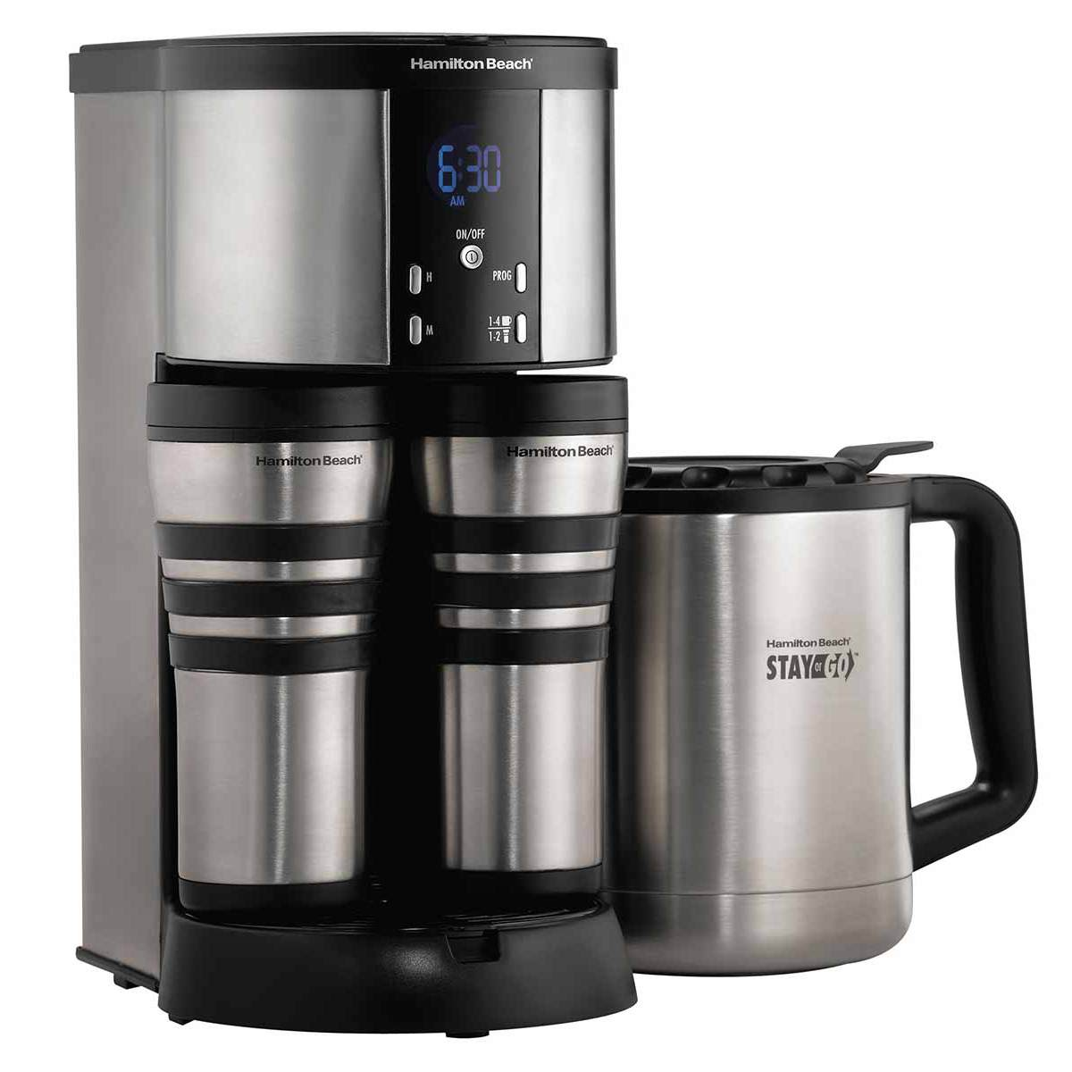 Stay or Go™ Deluxe Thermal Coffeemaker (45238)