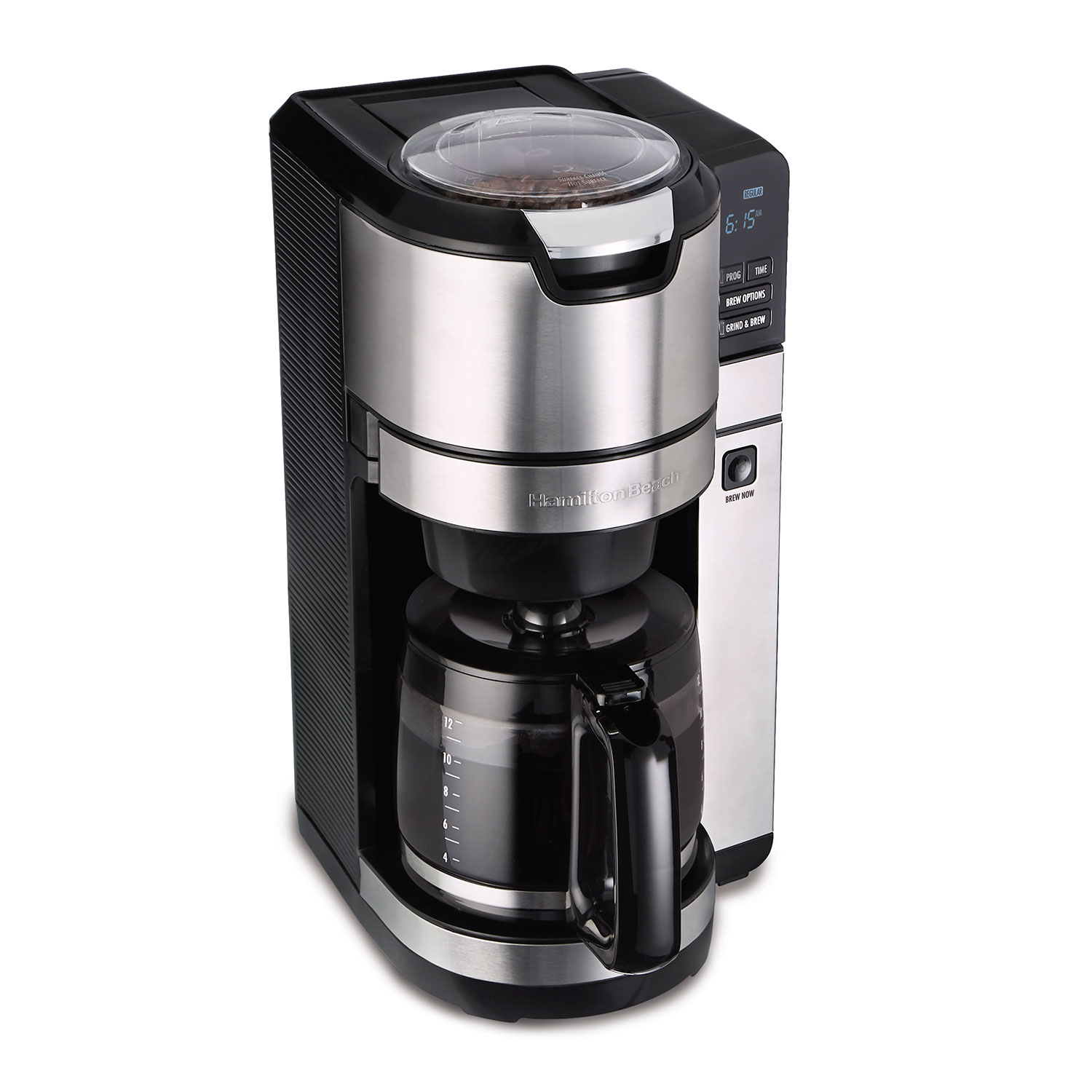 12-Cup Grind & Brew Coffee Maker (45500)